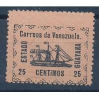 Venezuela - numéro 89 - Neuf avec Charnière