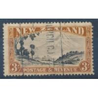 Nouvelle Zélande - numéro 206 - Oblitéré