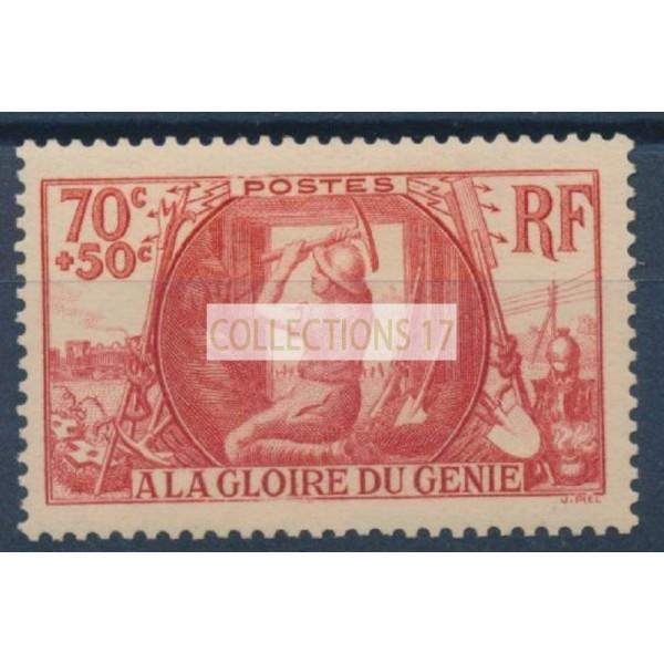 Timbre de France - Numéro 423 - Neuf avec Charnière