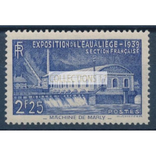 Timbre de France - Numéro 430 - Neuf avec Charnière