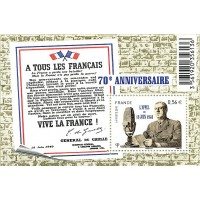 Bloc Feuillet France - F4493 de 2010 - Neuf sans Charnière
