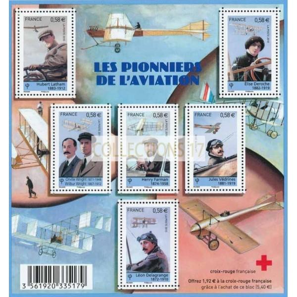 Bloc Feuillet France - F 4504 de 2010 - Neuf sans Charnière