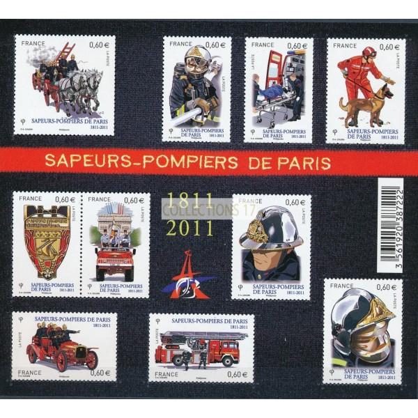 Bloc Feuillet France - F 4582 de 2011 - Neuf sans Charnière