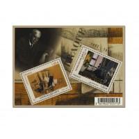 Bloc Feuillet France - F4800 - 4800 et 4801 de 2013 - Georges Braque