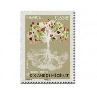 France - Numéro 4795 (2013)  - Mécénat