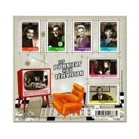 Bloc Feuillet France - F4811 - 4811 et 4816 de 2013 - Les Pionniers de la Télévision