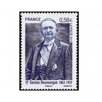 France - Numéro 4793 (2013)  - Gaston Doumergue