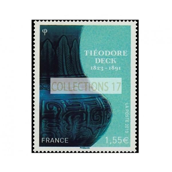 France - Numéro 4797 (2013)  - Théodore Deck