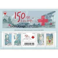 France Feuillet - Croix Rouge 2014 Timbres F4910 - Neuf