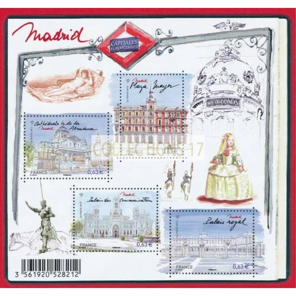 France Feuillet - 2013 Timbres F4730 - Neuf