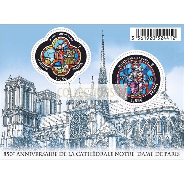 France Feuillet - 2013 Timbres F4714 - Neuf