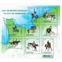 France Feuillet - 2013 Timbres F 4890 - Neuf