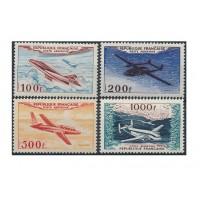 France - Poste Aérienne 30 à 33 - Neuf avec Charnière