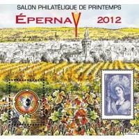 Bloc CNEP France Epernay 2012 - numéro 60 - Neuf