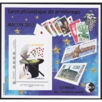 Bloc CNEP France Mâcon 2013 - numéro 63 - Neuf