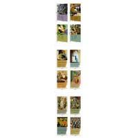 France Timbres Carnet Adhésif 2012 BC699 - 699 à 710 - Neuf