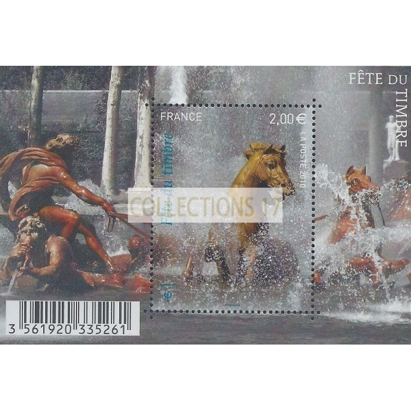 Feuillet France 2010 Timbres F4440 - Neuf