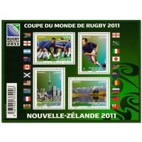 Feuillet France 2011 Timbres F4576 - Neuf