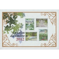 Feuillet France Neuf 2012 Timbres BF132 - Neuf