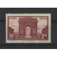 France - numéro 258 - Neuf sans charnière