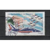 France - Patrouille de France - Poste Aérienne 71 - Oblitéré