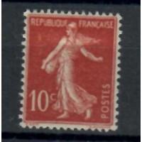 France - Numéro 135 - Neuf avec Charnière