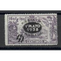 Espagne - numéro 609 - Neuf avec charnière