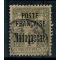 Madagascar numéro 21 - oblitéré