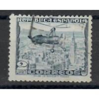 Espagne - Poste aérienne 95 - Oblitéré