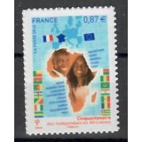 France Adhesif - Numéro 472 - Neuf sans Charnière