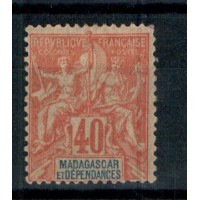 Madagascar numéro 37 - neuf avec charnière