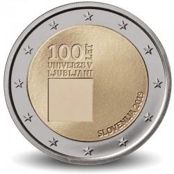 2 Euros Slovenie 2019 - 100...
