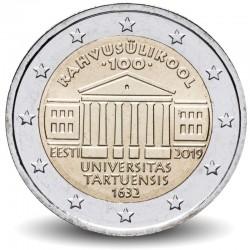 2 Euros Estonie 2019 -...
