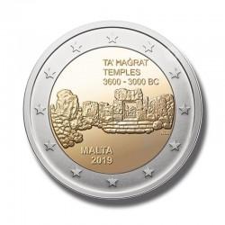 2 Euros Malte 2019 - Les...