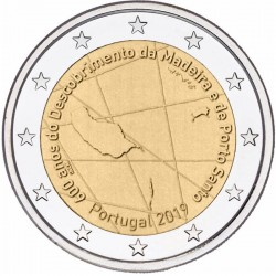 2 Euros Portugal 2019 - 600...