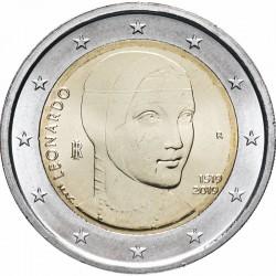 2 Euros Italie 2019 -...