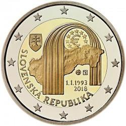 2 Euros Slovaquie 2018 - 25...