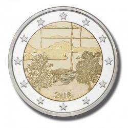 2 Euros Finlande 2018 -...