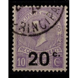 Monaco - Taxe 11 - Oblitéré