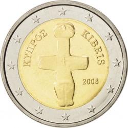 2 Euros Chypre 2008 (UNC...