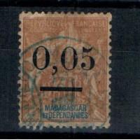 Madagascar numéro 52 II  - oblitéré