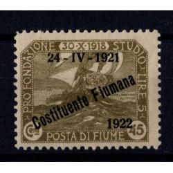 Italie Fiume - Numéro 163 -...
