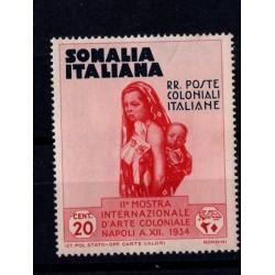 Italie Somalie - Numéro 190...