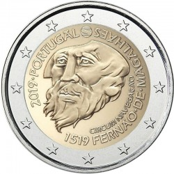 2 Euros Portugal 2019 - 150...
