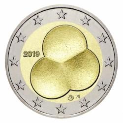 2 Euros Finlande 2019 -...