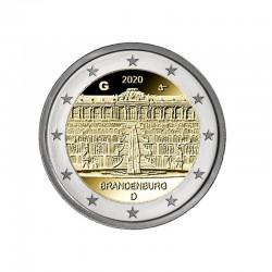 2 Euros Allemagne 2020 - G...