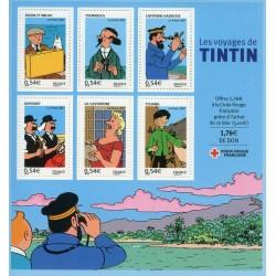 Bloc Tintin France 2007 -...