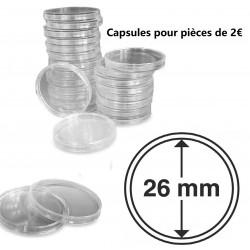 10 Capsules Numismatiques...