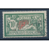 France - Numéro 207 - Oblitéré