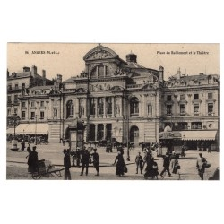 CPA - (49) Angers Place du...